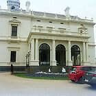 *Entrance to Government House Melbourne Vic. Australia* by EdsMum