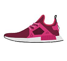 NMD XR1 Pink Photographic Print