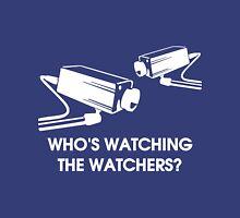 Who's Watching The Watchers? Unisex T-Shirt