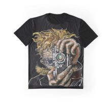 Retro Hipster Selfie I Graphic T-Shirt