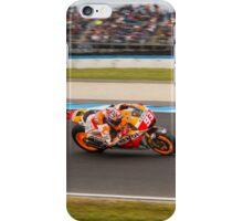 2014 Moto GP Motor Cycle World Champion - Bike 93  iPhone Case/Skin