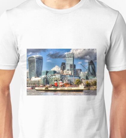 The Waverley and London Unisex T-Shirt