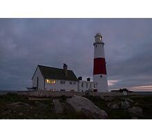 The Famous Lighthouse.. Photographic Print