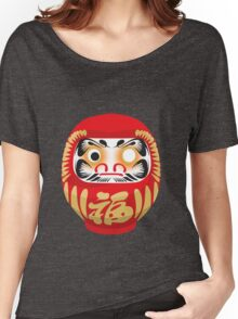 Daruma Doll Women's Relaxed Fit T-Shirt