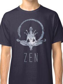 Alien Zen Classic T-Shirt