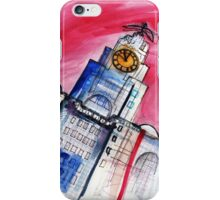 Liver Building iPhone Case/Skin
