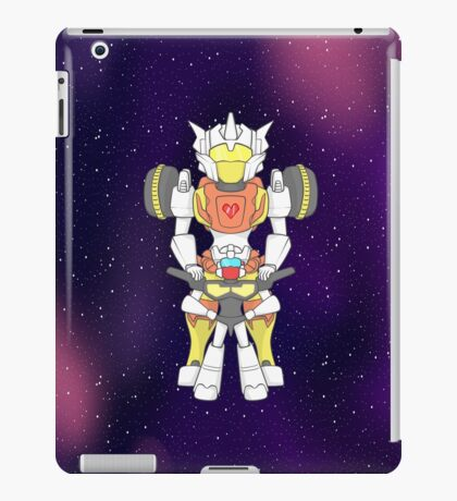 Chromedome & Rewind S1 iPad Case/Skin