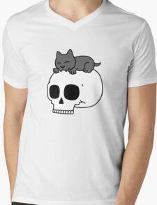 wolfpupy sleeping Mens V-Neck T-Shirt