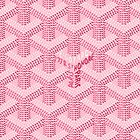 Goyard Pink by theclassicboy