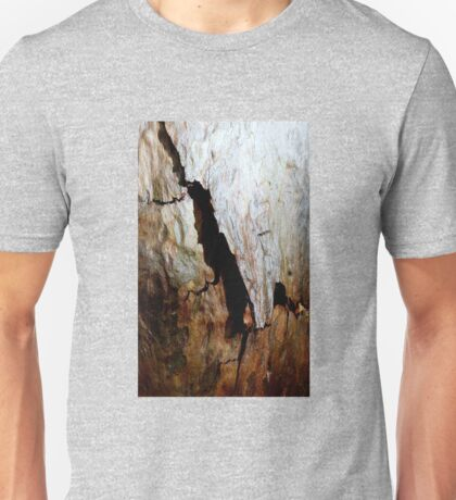 Australian Tree bark Series #10 Unisex T-Shirt
