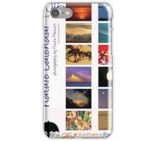 2015 Caribbean Nature Calendar cover iPhone Case/Skin
