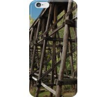 Noojee Trestle Bridge iPhone Case/Skin