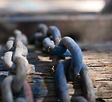Chain Reaction Blue | Greenwich Baths by RedDash