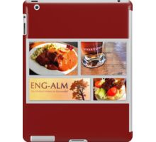 Lunch at the Eng Alm  iPad Case/Skin