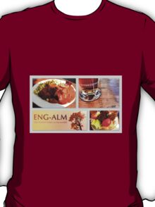 Lunch at the Eng Alm  T-Shirt