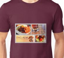 Lunch at the Eng Alm  Unisex T-Shirt