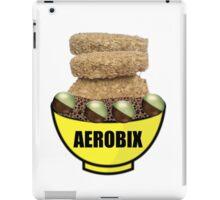 Aerobix iPad Case/Skin