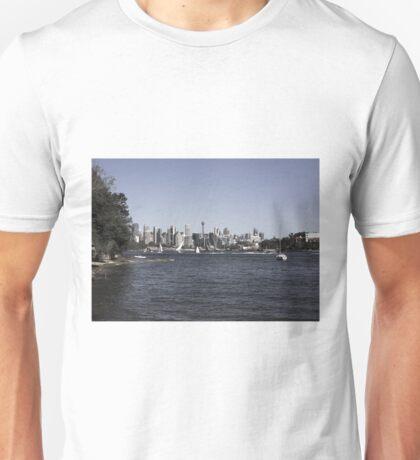 Sydney City | Greenwhich Baths Unisex T-Shirt