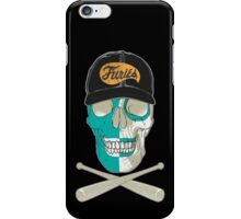 once were warriors iPhone Case/Skin