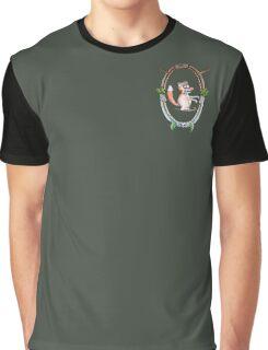 Zombie Fox Graphic T-Shirt