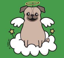 Pug Angel Kids Clothes