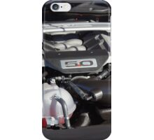 2015 Ford Mustang GT iPhone Case/Skin