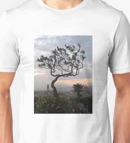 Firenze from Piazzale Michelangelo Unisex T-Shirt