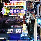 HongKong Nightlights by adikt