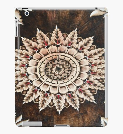 Tattoo Mandala iPad Case/Skin
