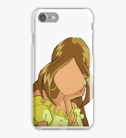Flora - Casual Outfit - Season 1+2 iPhone Case/Skin