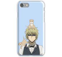 Shizuo - Durarara iPhone Case/Skin