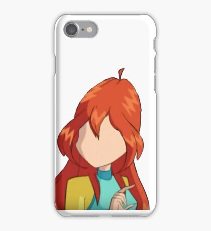 Bloom - Casual Outfit - Season 1+2 iPhone Case/Skin