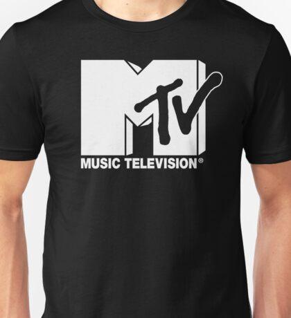 MTV Logo 3 Unisex T-Shirt