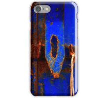 Moroccan Rust III [Print & iPad Case] iPhone Case/Skin