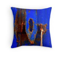 Moroccan Rust III [Print & iPad Case] Throw Pillow