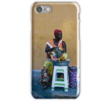 Fruit Lady iPhone Case/Skin