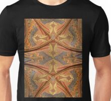 Ceiling Pattern Unisex T-Shirt