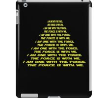 Chant iPad Case/Skin