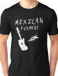 Mexican funeral Dirk Gently band shirt design  Unisex T-Shirt