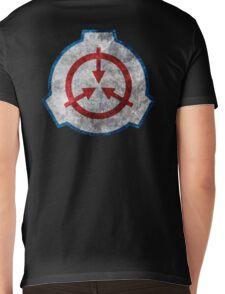 SCP foundation symbol Mens V-Neck T-Shirt
