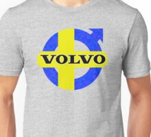 Volvo Swede Badge Unisex T-Shirt