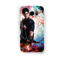 Alec Lightwood Samsung Galaxy Case/Skin