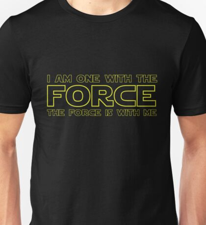 Force Chant - 2 Unisex T-Shirt