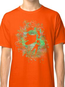 Green Girl Classic T-Shirt