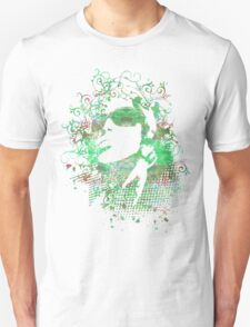 Green Girl T-Shirt