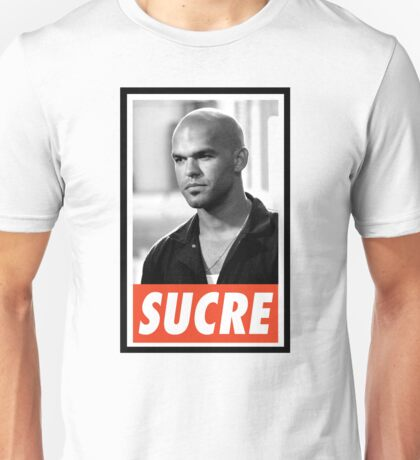 -SERIES- Sucre Prison Break Unisex T-Shirt