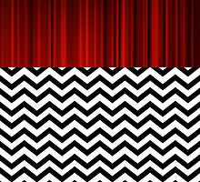 The Black Lodge by Snufkin