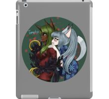 ||Christmas Night|| Mika and Tomoko iPad Case/Skin