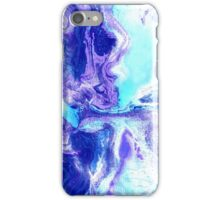Swirling Marble iPhone Case/Skin