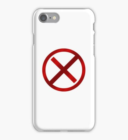 X Two iPhone Case/Skin